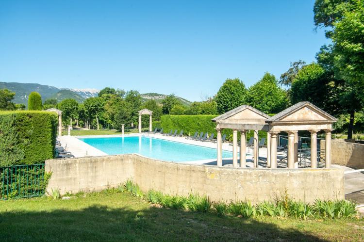 Holiday homeFrance - Drôme: Au château près du Ventoux I  [1]