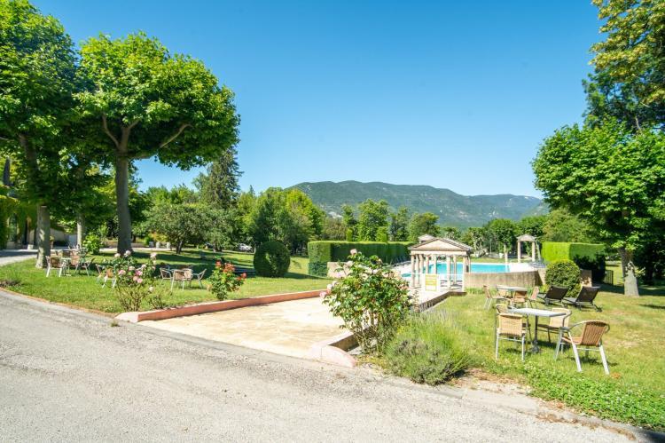 Holiday homeFrance - Drôme: Au château près du Ventoux I  [26]