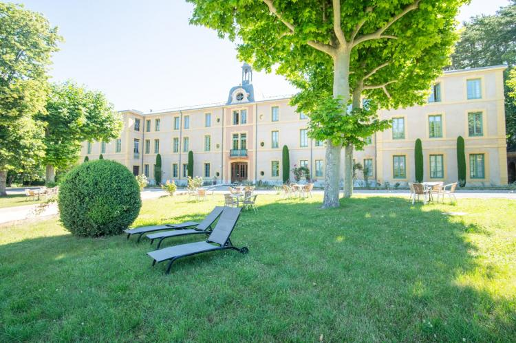 Holiday homeFrance - Drôme: Au château près du Ventoux I  [25]