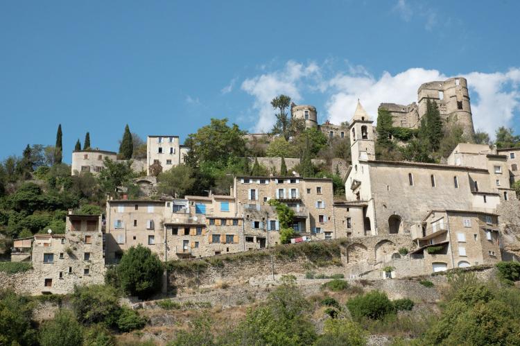 Holiday homeFrance - Drôme: Au château près du Ventoux I  [28]