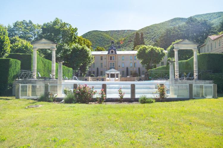 Holiday homeFrance - Drôme: Au château près du Ventoux I  [8]