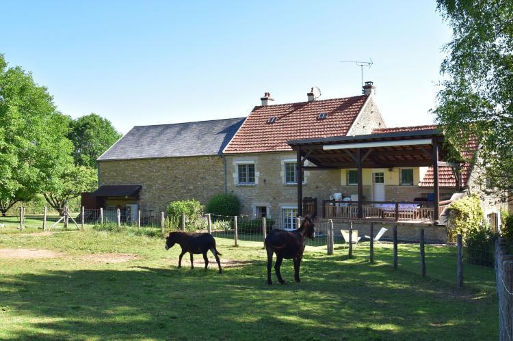 FerienhausFrankreich - Burgund: La Burgunde  [32]