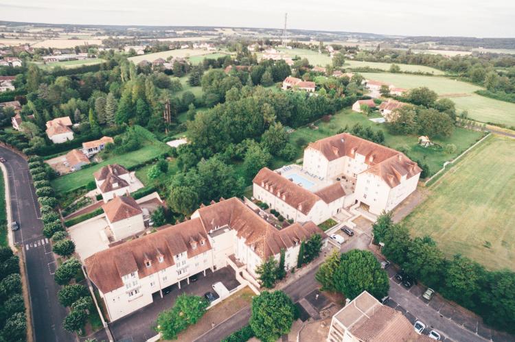 FerienhausFrankreich - Poitou-Charentes: Résidence la Roche Posay 1  [37]