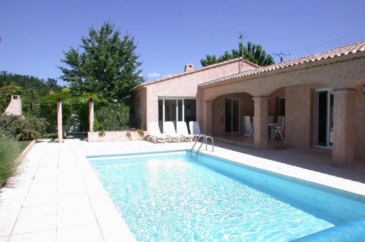 VakantiehuisFrankrijk - Provence-Alpes-Côte d'Azur: Mas du Puits  [4]