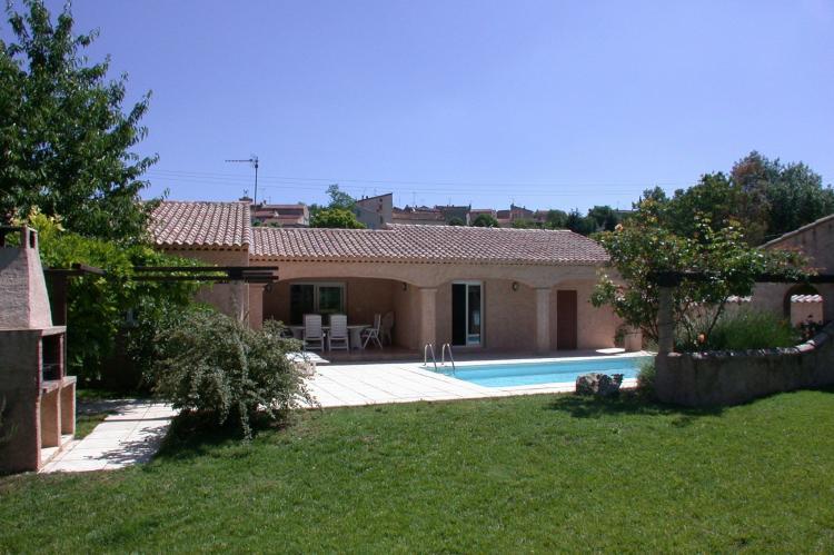 Holiday homeFrance - Provence-Alpes-Côte d'Azur: Mas du Puits  [2]
