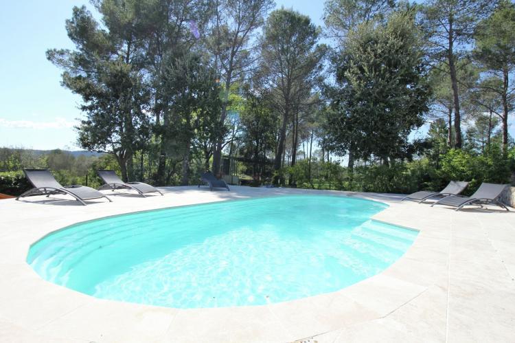 Holiday homeFrance - Provence-Alpes-Côte d'Azur: Lou Escuma  [4]