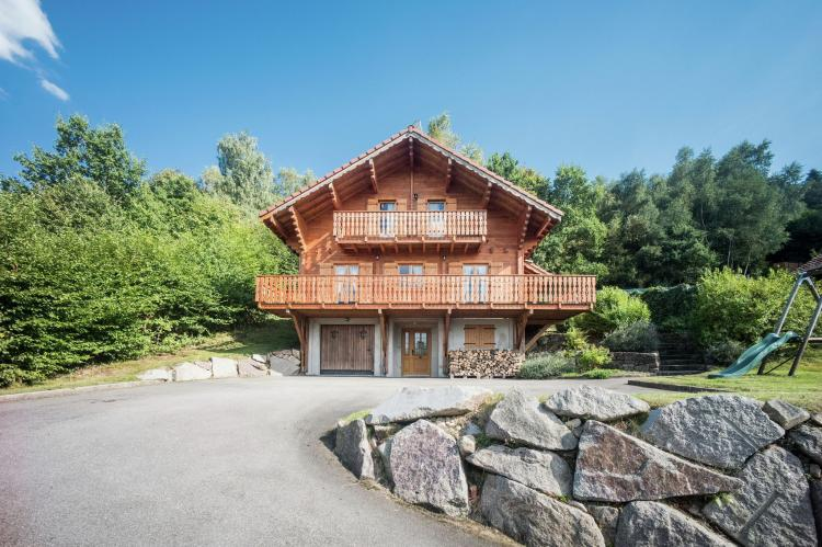 FerienhausFrankreich - Lothringen: Chalet de la Roche  [1]