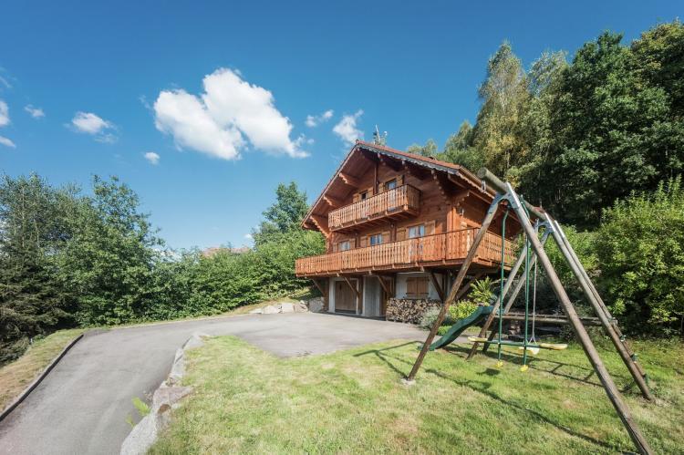FerienhausFrankreich - Lothringen: Chalet de la Roche  [2]