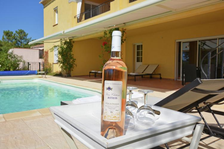 Holiday homeFrance - Provence-Alpes-Côte d'Azur: Villa la Parure  [6]