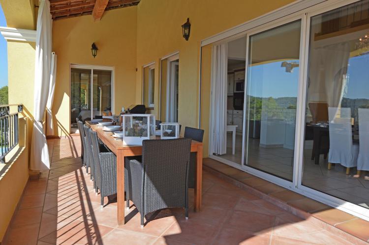 VakantiehuisFrankrijk - Provence-Alpes-Côte d'Azur: Villa la Parure  [33]