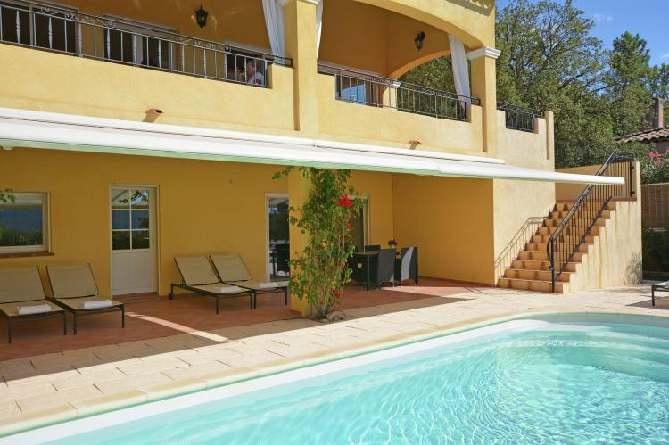 VakantiehuisFrankrijk - Provence-Alpes-Côte d'Azur: Villa la Parure  [35]