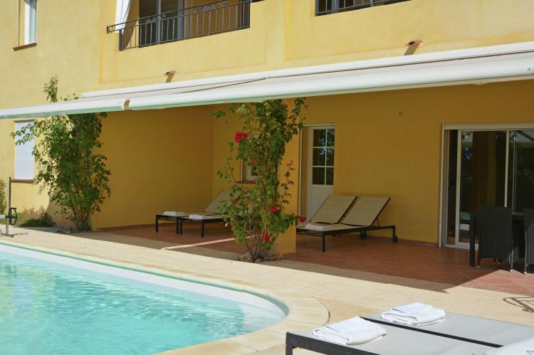 VakantiehuisFrankrijk - Provence-Alpes-Côte d'Azur: Villa la Parure  [34]
