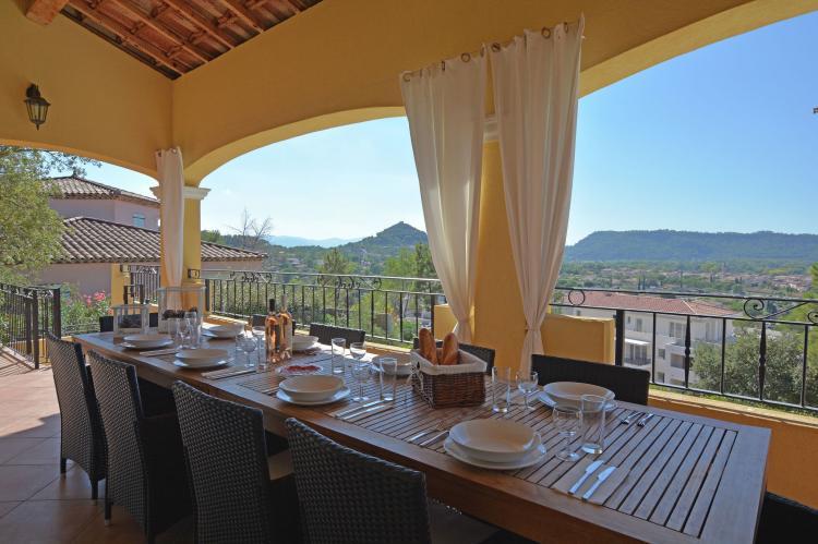 Holiday homeFrance - Provence-Alpes-Côte d'Azur: Villa la Parure  [32]