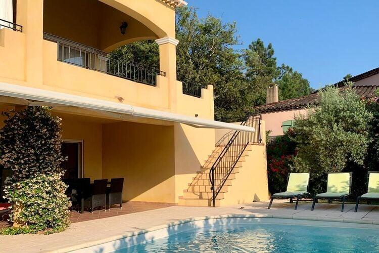 Holiday homeFrance - Provence-Alpes-Côte d'Azur: Villa la Parure  [38]
