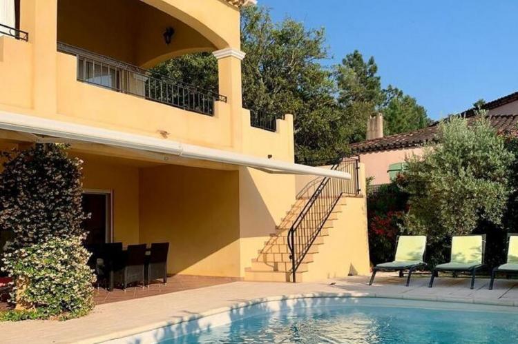Holiday homeFrance - Provence-Alpes-Côte d'Azur: Villa la Parure  [41]