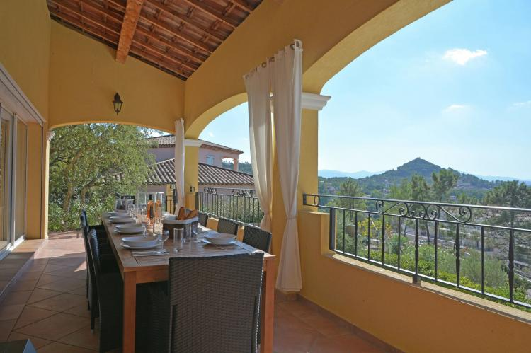 Holiday homeFrance - Provence-Alpes-Côte d'Azur: Villa la Parure  [4]