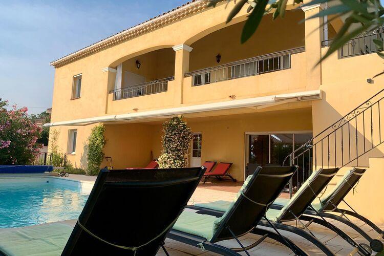 Holiday homeFrance - Provence-Alpes-Côte d'Azur: Villa la Parure  [36]