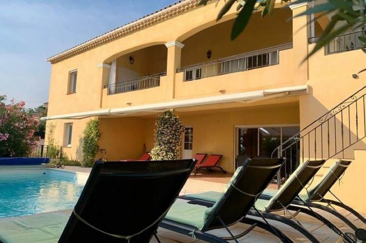 Holiday homeFrance - Provence-Alpes-Côte d'Azur: Villa la Parure  [40]