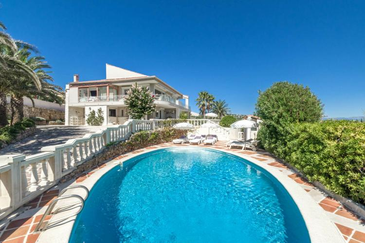 VakantiehuisFrankrijk - Provence-Alpes-Côte d'Azur: Villa Gaillarde  [7]
