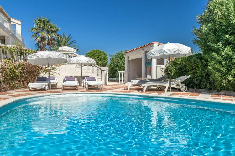 VakantiehuisFrankrijk - Provence-Alpes-Côte d'Azur: Villa Gaillarde  [6]