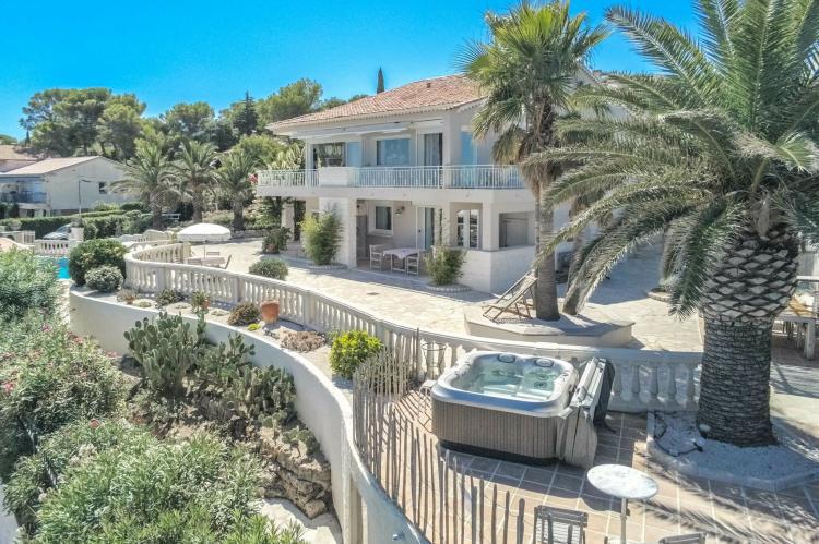 VakantiehuisFrankrijk - Provence-Alpes-Côte d'Azur: Villa Gaillarde  [2]