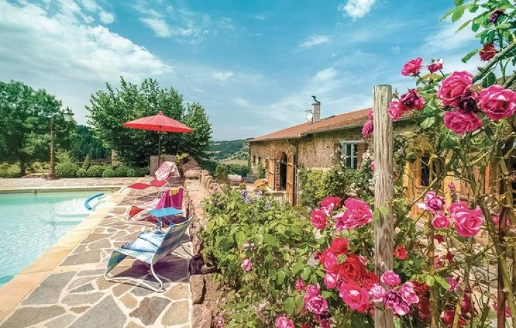Holiday homeFrance - Rhône-Alpes: Thizy-les-Bourgs  [9]