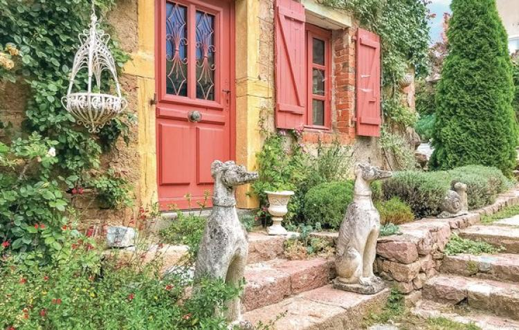 Holiday homeFrance - Rhône-Alpes: Thizy-les-Bourgs  [13]