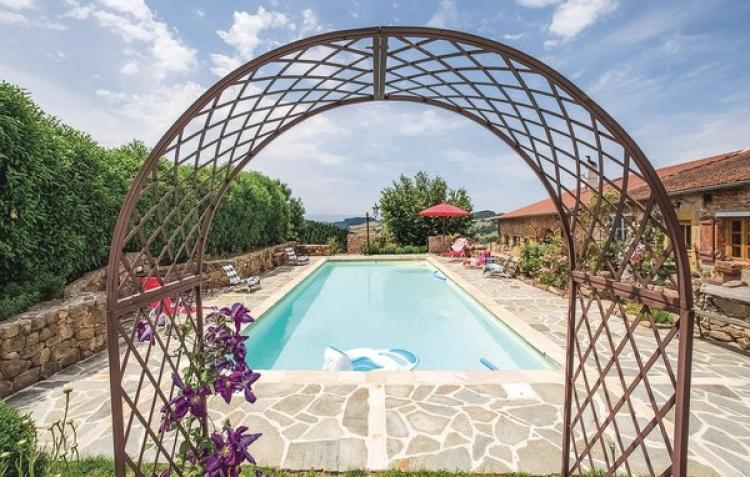 Holiday homeFrance - Rhône-Alpes: Thizy-les-Bourgs  [1]