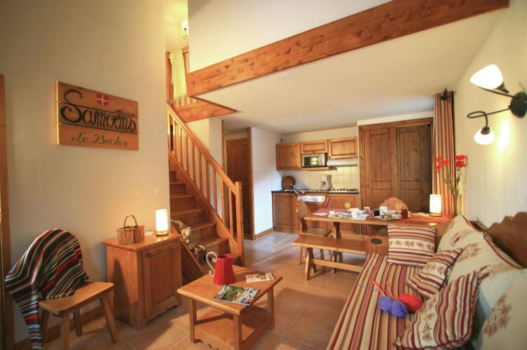 Holiday homeFrance - Northern Alps: Les Fermes de Samoëns 1  [7]