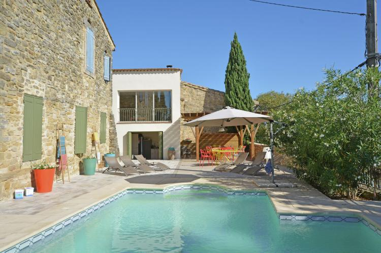 Holiday homeFrance - Languedoc-Roussillon: Belle Maison  [1]