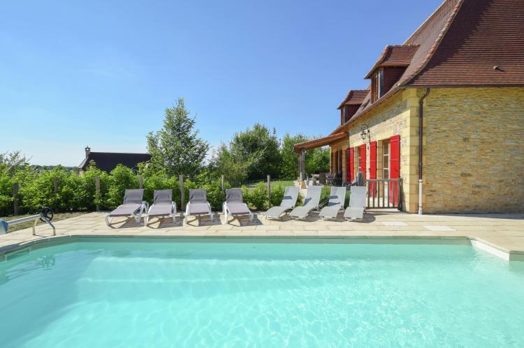 Holiday homeFrance - Dordogne: La Borderie  [1]
