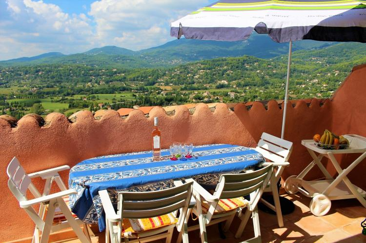 VakantiehuisFrankrijk - Provence-Alpes-Côte d'Azur: Maison Fayence  [6]