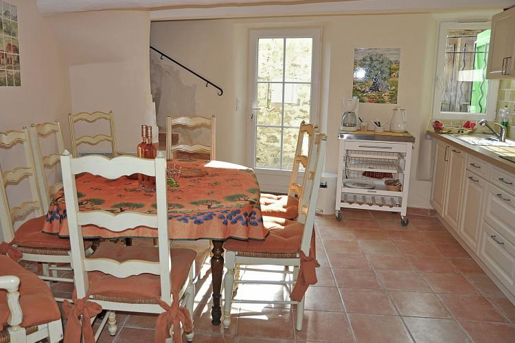 VakantiehuisFrankrijk - Provence-Alpes-Côte d'Azur: Maison Fayence  [3]