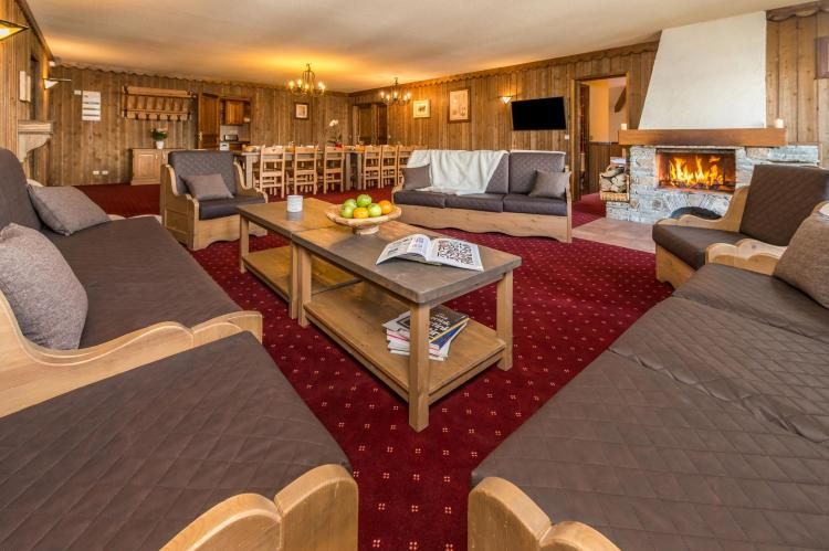 Holiday homeFrance - Northern Alps: Chalet Altitude Arc 2000 2  [6]