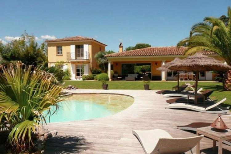Holiday homeFrance - Provence-Alpes-Côte d'Azur: Villa les Palmiers  [2]