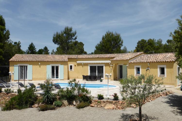VakantiehuisFrankrijk - Provence-Alpes-Côte d'Azur: Villa Majolie  [1]
