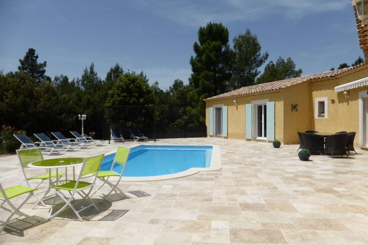 VakantiehuisFrankrijk - Provence-Alpes-Côte d'Azur: Villa Majolie  [5]
