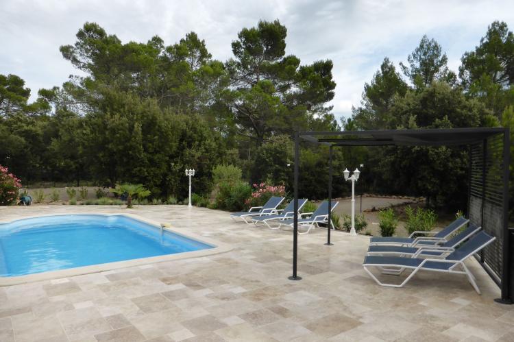 VakantiehuisFrankrijk - Provence-Alpes-Côte d'Azur: Villa Majolie  [4]