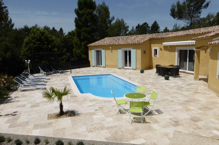 VakantiehuisFrankrijk - Provence-Alpes-Côte d'Azur: Villa Majolie  [2]