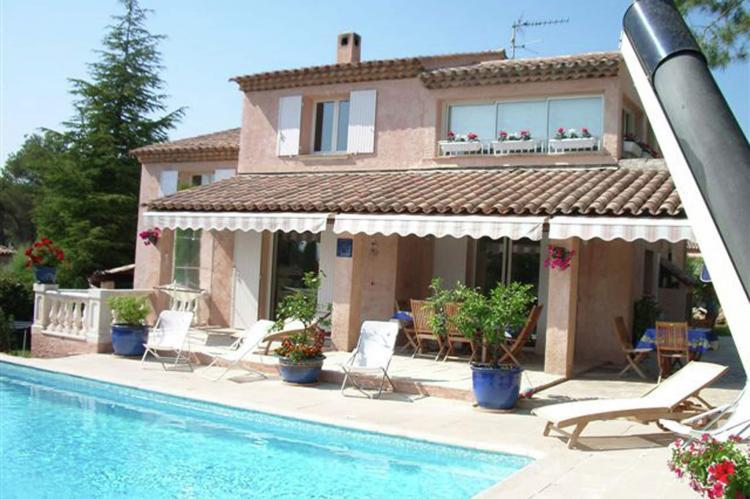 VakantiehuisFrankrijk - Provence-Alpes-Côte d'Azur: La Cigabounette  [1]