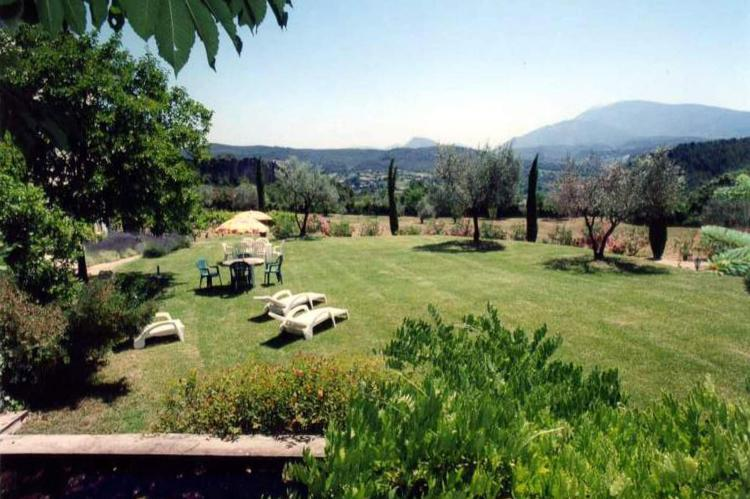Holiday homeFrance - Provence-Alpes-Côte d'Azur: Mas le Cèdre  [30]