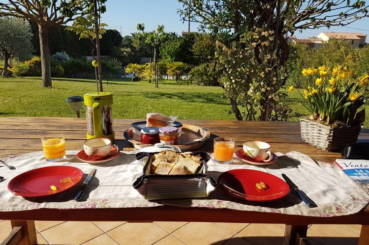 Holiday homeFrance - Provence-Alpes-Côte d'Azur: villa Fourniguières  [29]