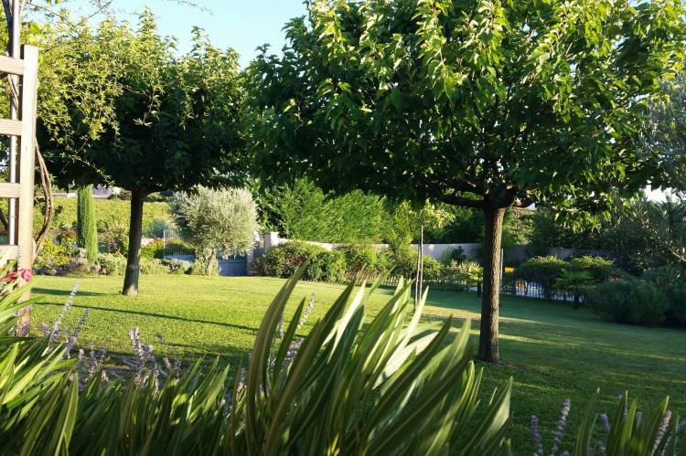 Holiday homeFrance - Provence-Alpes-Côte d'Azur: villa Fourniguières  [30]