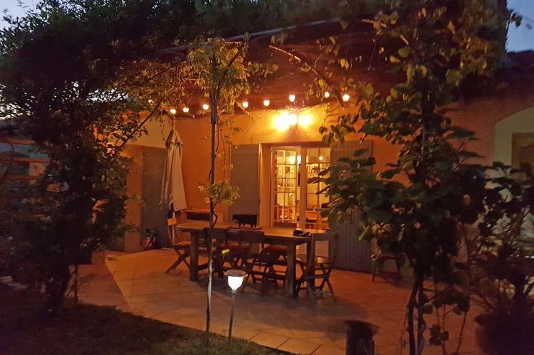 Holiday homeFrance - Provence-Alpes-Côte d'Azur: villa Fourniguières  [28]