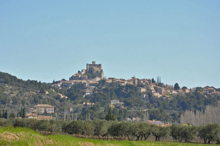 Holiday homeFrance - Provence-Alpes-Côte d'Azur: villa Fourniguières  [34]