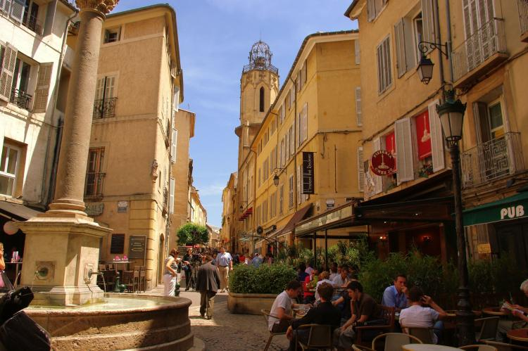 Holiday homeFrance - Provence-Alpes-Côte d'Azur: Le Murier  [30]
