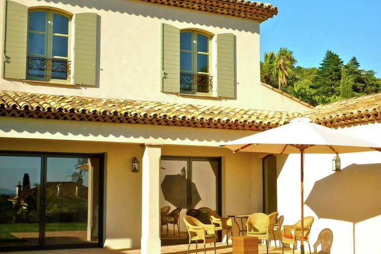 FerienhausFrankreich - Provence-Alpes-Côte d'Azur: Villa Fleur Rouge  [1]