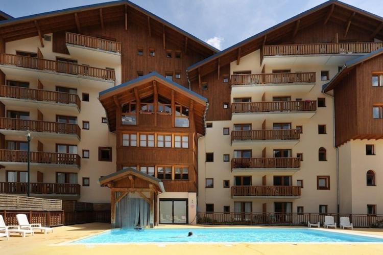VakantiehuisFrankrijk - Noord Alpen: Résidence La Turra 2  [1]