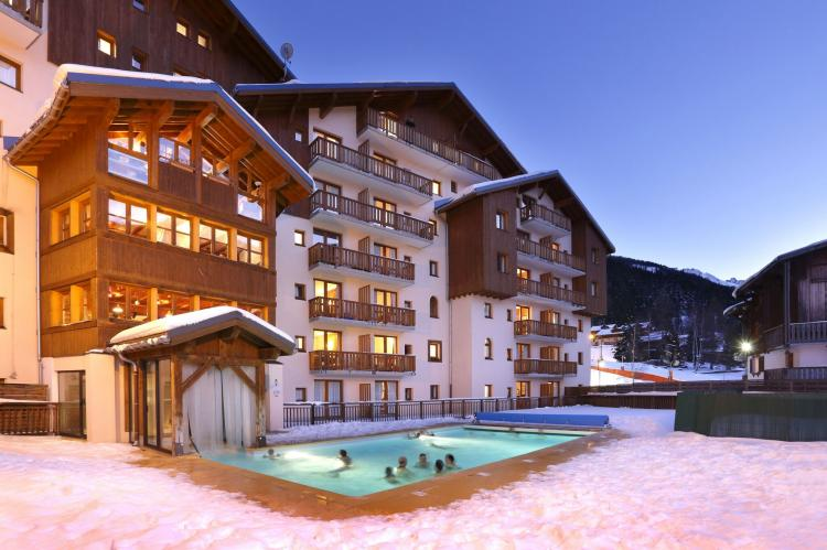 Holiday homeFrance - Northern Alps: Résidence La Turra 2  [23]