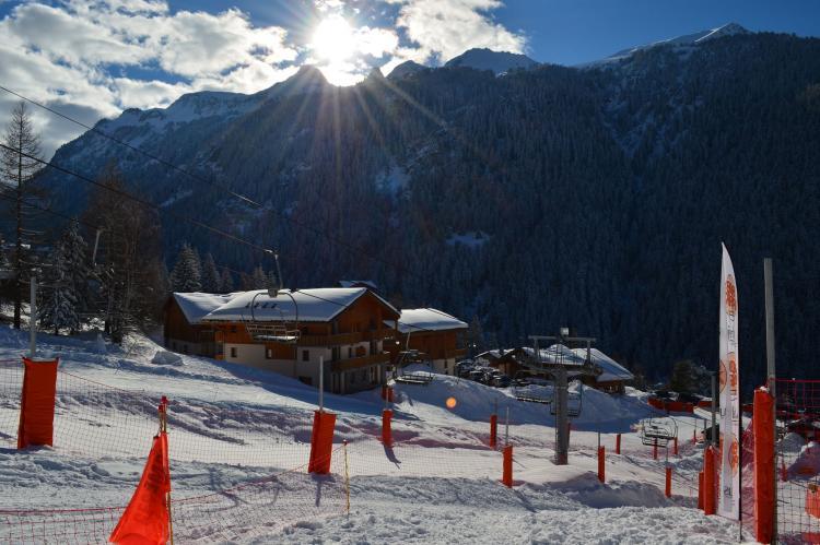 VakantiehuisFrankrijk - Noord Alpen: Les Chalets de la Ramoure 3  [4]